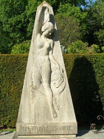 Central Cemetery (Zentralfriedhof): Otra interesante