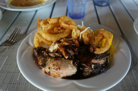 Couples Negril: food