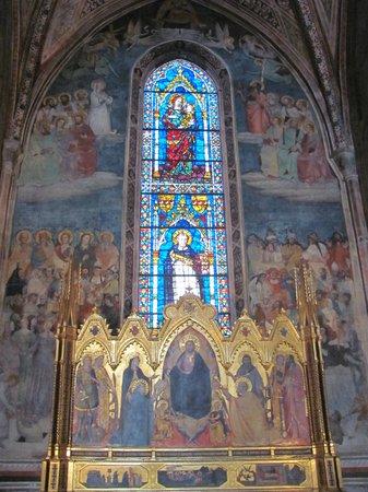 Church of Santa Maria Novella: Inside Church