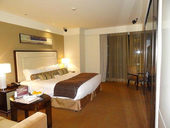 Oakwood Residence Hangzhou: Large and very comfortable room