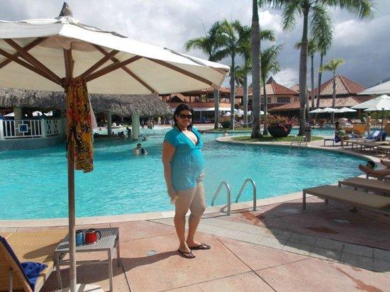 VH Gran Ventana Beach Resort : My baby and I