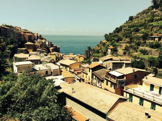 La Torretta: Pic from room window