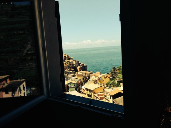 La Torretta : pic from room window
