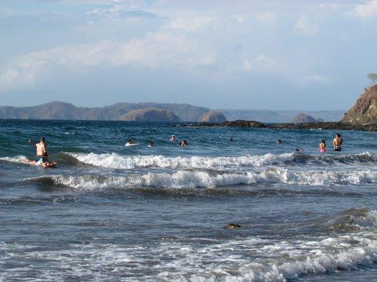 Beach at the Hotel Riu Guanacaste - May 23, 2014