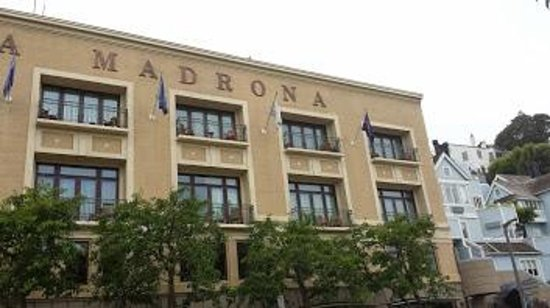 Casa Madrona Hotel and Spa: SausalitoHotel Casa Madrona