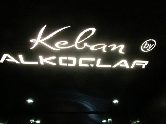 Alkoclar Istanbul Keban: Elevador