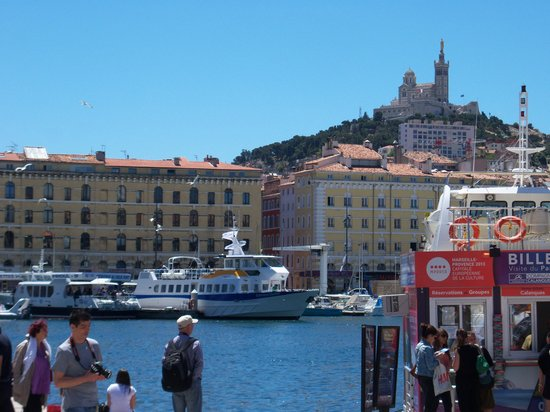 Old Port: Scorcio