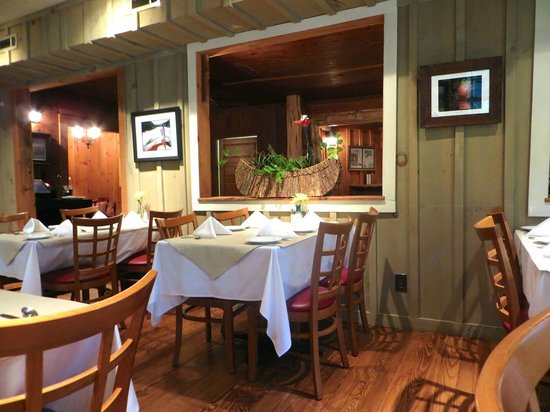 Lake Rabun Hotel & Restaurant: Dining Room