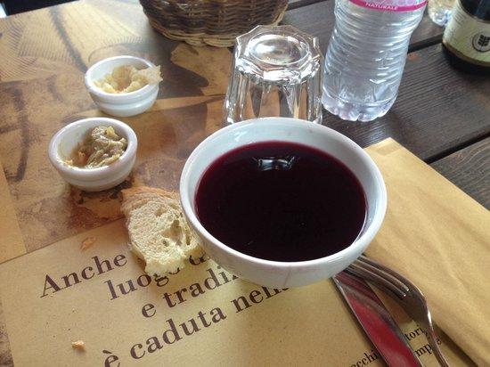 Salsamenteria di Parma: That's wine!!