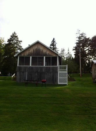 Hunter Cove Cabins on Rangeley Lake : Our cabin! (#6)