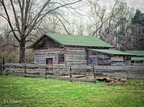 Rowan Oak: Faulkner's stables