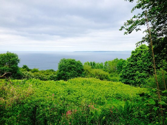Bideford Bay Holiday Park - Park Resorts: View from park