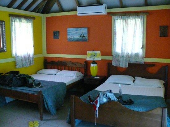 Howler Monkey Lodge : River Cabin