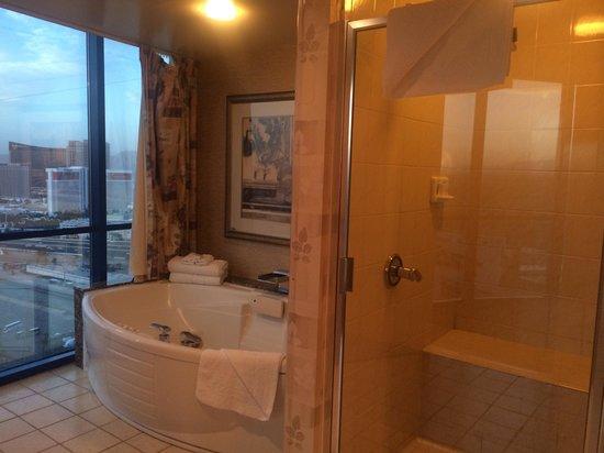 Rio All-Suite Hotel & Casino: Love the bathroom