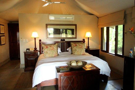 Savanna Private Game Reserve : Luxury Suite
