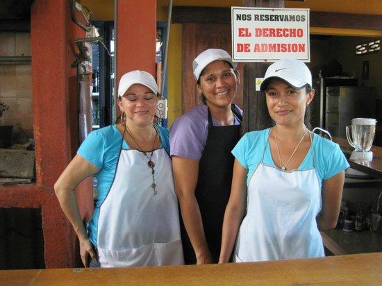 Soda Viquez: Serving food with love