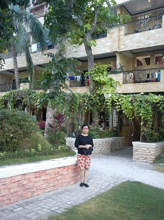 Dumaluan Beach Resort: the hotel