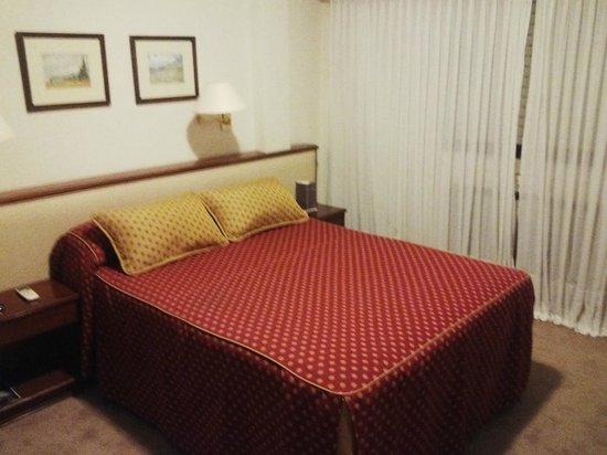 Hotel Iruna Mar del Plata: Habitación