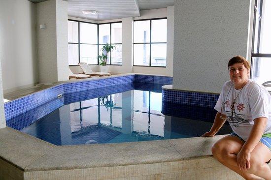 D'Sintra Hotel: Piscina aquecida.