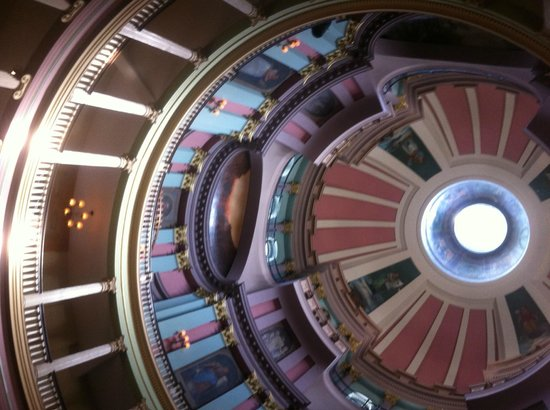 Old Courthouse : Dome