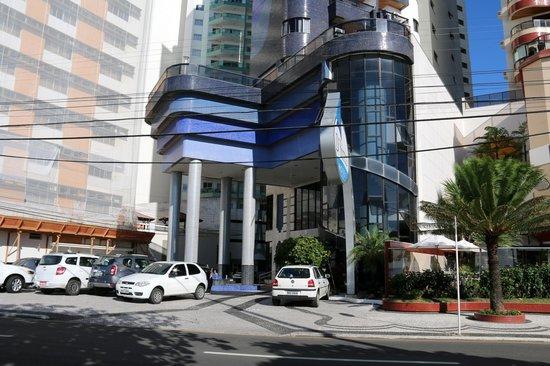 D'Sintra Hotel: Fachada.