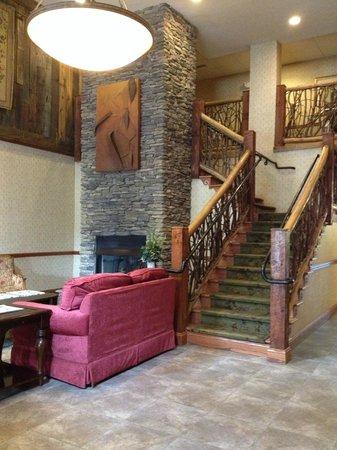 LaQuinta Inn & Suites Boone: Lobby