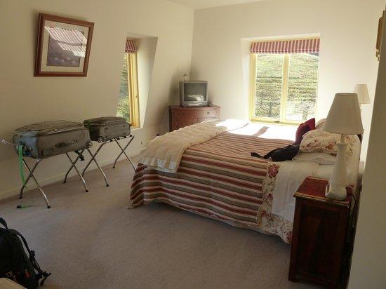 Crown View Bed & Breakfast : Bedroom