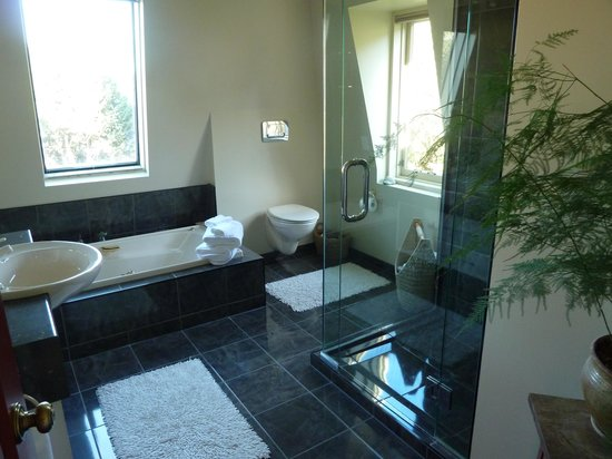 Crown View Bed & Breakfast: Bathroom