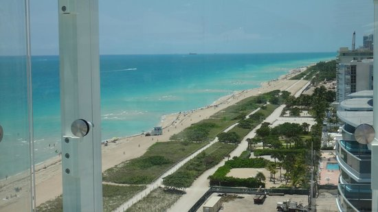 Grand Beach Hotel Surfside: Desde la terraza