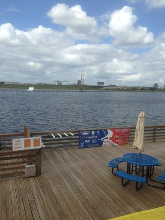 Orlando Watersports Complex : standard cable park