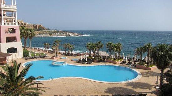 The Westin Dragonara Resort, Malta: View of the Bay