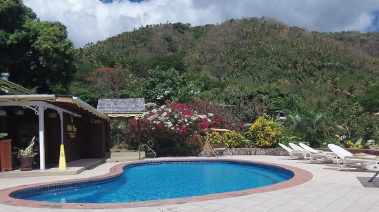 Stonefield Villa Resort : Hotel Restaurant Grounds