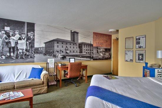 Holiday Inn Express Kansas City Westport Plaza Kansas City Mo
