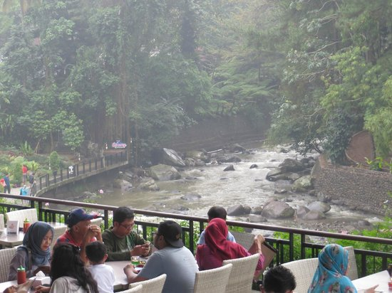 Cimory Mountain View: Cimory riverview