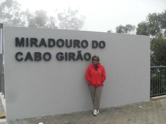 Cabo Girao : ingreso al mirador