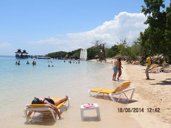 Iberostar Rose Hall Beach Hotel: Playa