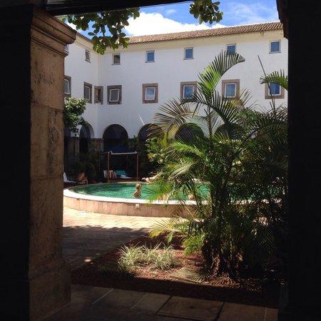 Pestana Convento do Carmo: Pool