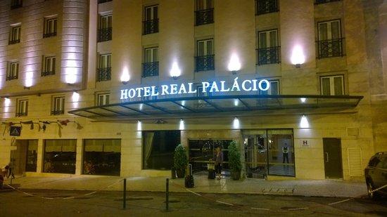 Hotel Real Palacio: Hotel