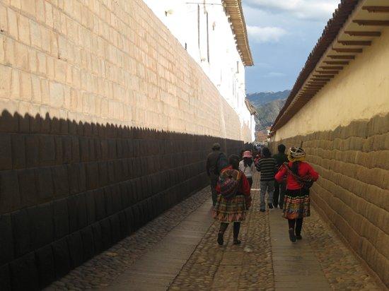 Centro Historico De Cusco: Incan Walls