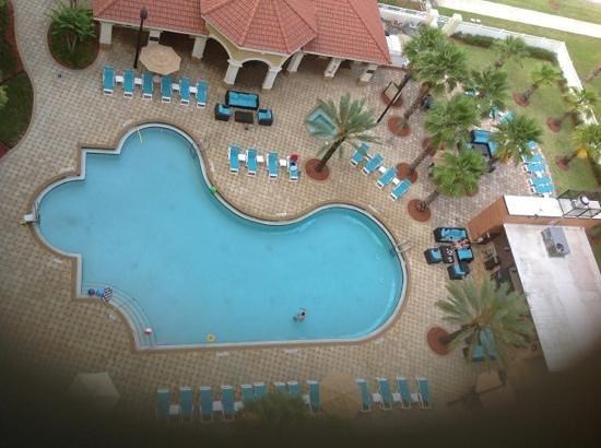 The Point Orlando Resort : Boa piscina