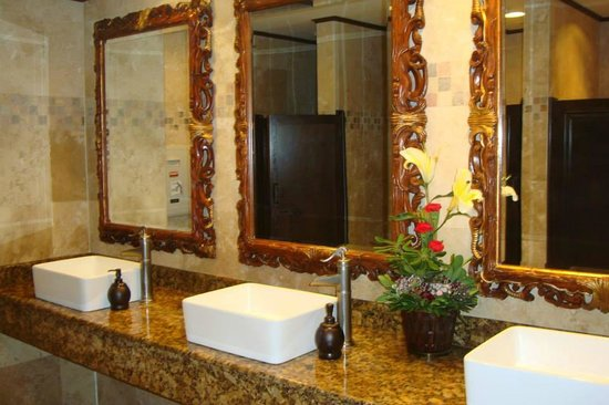 Hotel Lo De Bernal: el lavamano