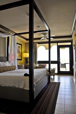 Bucuti & Tara Beach Resort Aruba : Bedroom, Penthouse Suite, Bucuti & Tara Beach Resorts Aruba