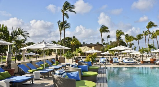 Bucuti Tara Beach Resort Aruba Pool Area Resorts