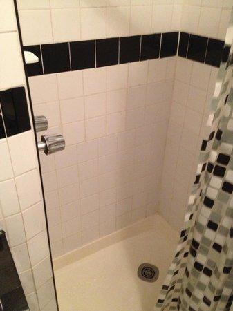 Park Savoy: Room 412 Shower