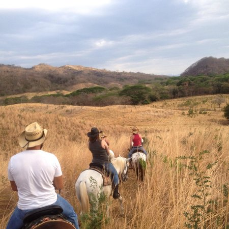 Rancho Chilamate Adventures on Horseback: Amazing time !