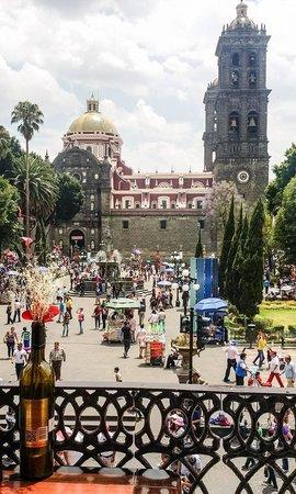 Nevados Restaurantes: la mejor vista en Puebla