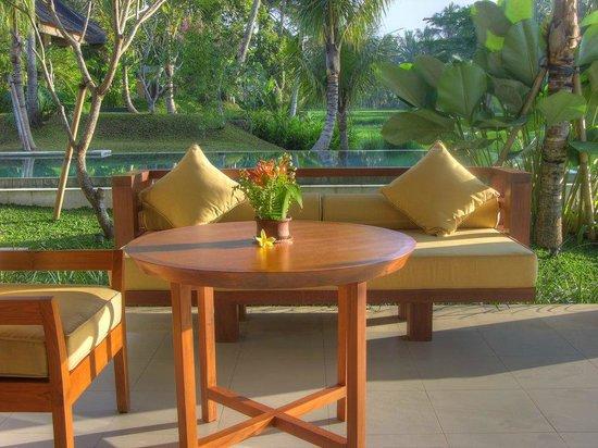 Villa Sabandari: Terrace LENSO room