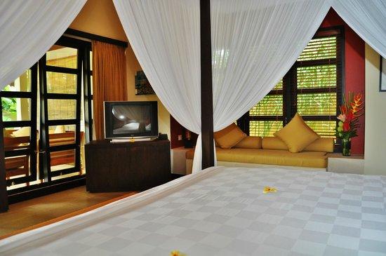 Villa Sabandari: TELEK room : interior