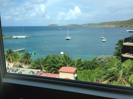 Marriott's Frenchman's Cove: View from Our Villa - NICE!
