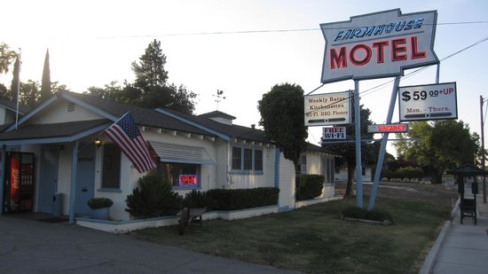 Farmhouse Motel